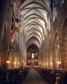 An easy day trip from Paris, Strasbourg is a charming town at the intersection of German and French culture #strasbourg #alsace #france #daytrip #paris Check out our recommendations for a great hotel in Paris!!