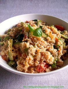 couscous by Dalla parte dei pasticcini, via Flickr