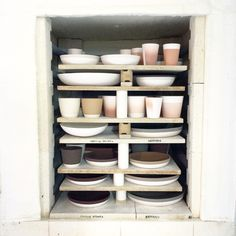 ready for second firing