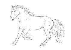 Pony by chronically.deviantart.com on @DeviantArt