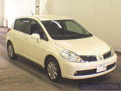 2007 NISSAN TIIDA 15SHDD C11 - http://jdmvip.com/jdmcars/2007_NISSAN_TIIDA_15SHDD_C11-CU8hMuRePKUkPk-25662