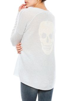 Skull Cashmere Rebel Cashmere Sweater