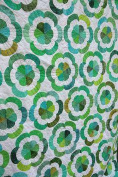 In Bloom PDF original quilt pattern. $9.00, via Etsy.