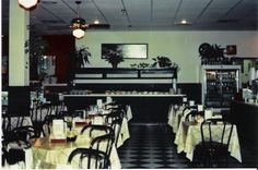 The Salad Bar at our Tyler, TX, deli, which was the first deli to open outside of the Beaumont, TX, area. Our Salad Bar (and decor!) has come a long way since then, wouldn't you say?