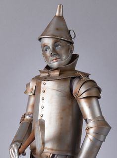 72213010f7a29 The Tin Man is important to me because I ve researched and written a book  on metal dolls and their place in culture