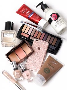 Favorite Beauty Products April 2016