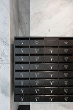 260 Lt Collins Street Melbourne Archives Signorino Apartment Mailboxes Office Lobby Interior