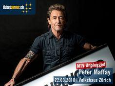 Auf der MTV UNPLUGGED Tour 2018 präsentieren sich Peter Maffay & Band so puristisch wie nie. Wir dürfen uns am 22. März 2018 auf einen unvergesslichen Abend im Volkshaus Zürich freuen! Tickets: http://www.ticketcorner.ch/peter-maffay