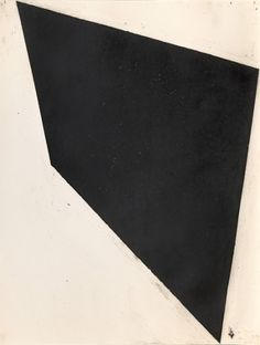 Richard Serra Drawing: A Retrospective - Minimalissimo