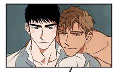 [Walk on Water] Manhwa Manga, Manga Anime, Naruto, Walk On Water, Cute Gay Couples, Cute Anime Guys, Gay Art, Fujoshi, Webtoon