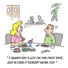 Funny Cartoons About Romance | Search My Cartoon Archives - By Keyword or Category