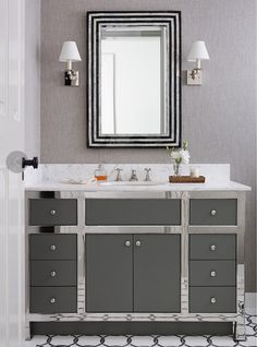 Andrew Howard Custom Vanity