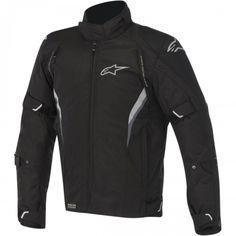 2015 Alpinestars Megaton Drystar Jacket - Black