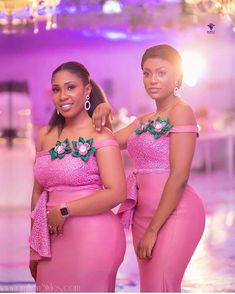 58 Edition of - Shop These new Trends of Aso ebi Lace style & African Print outfits African Bridesmaid Dresses, Short African Dresses, African Lace Styles, African Wedding Attire, Latest African Fashion Dresses, Mermaid Bridesmaid Dresses, Aso Ebi Lace Styles, Lace Gown Styles, Julia Trentini