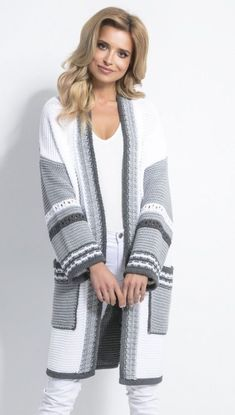 Crochet Coat, Crochet Jacket, Knitted Coat, Knit Jacket, Crochet Clothes, Vintage Dress Patterns, Coat Patterns, Skirt Patterns, Blouse Patterns