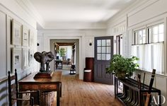 8 Serene, Stylish Rooms Decorated by Mark Cunningham Inc. Photos | Architectural Digest