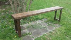 Rustic Sofa, Rustic Furniture, Condo Furniture, Sofa Bar, Bar Console, Long Hall, Brown County, Wood Bar Stools, Wood Display