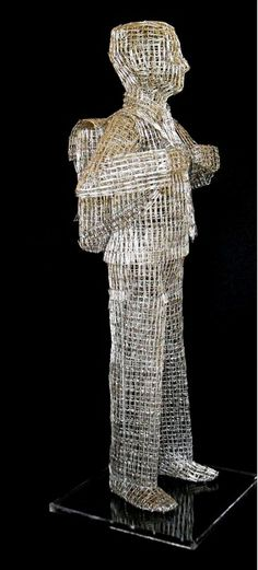paperclip-art Pietro D'Angelo