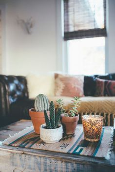 Apartment Living Room With Bohemian Decor : Bohemian Decorating Ideas For An Apartment