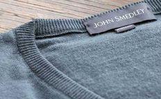 John Smedley. The best knitwear: made in Derbyshire.
