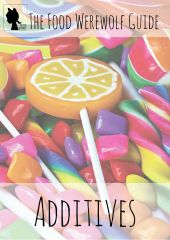 Additives Factsheet mini eBook with Factsheet on food additives, Common products containing additives to avoid, symptoms associated with additives, survey to test if your family needs to be additive free #additives #additivefree #foodadditives www.thefoodwerewolf.com Mini, Free, Products, Beauty Products