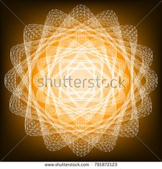 Fractal of the white lines with the background CALIFORNIA