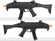ASG CZ Scorpion EVO 3 - A1 Airsoft AEG Rifle, Airsoft Guns, Airsoft Electric Rifles, ASG - Evike.com Airsoft Superstore