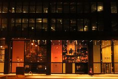 Hotel Langham How Do You Get to AMA Plaza? High-tech, decline, and revival at Mies van der Rohe's IBM Building