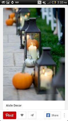 Fall moutain wedding