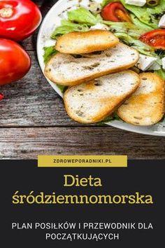 Dieta śródziemnomorska opiera się na tradycyjnej żywności, którą ludzie spożywali w krajach takich jak Włochy i Grecja. Badacze zauważyli, że ci ludzie byli wyjątkowo zdrowi w porównaniu z Amerykanami i mieli niskie ryzyko wielu zabójczych chorób. Badania wykazały, że dieta śródziemnomorska wspomaga odchudzanie. Bagel, Baked Potato, Potatoes, Bread, Baking, Ethnic Recipes, Food, Diet, Potato