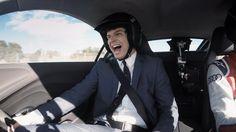 Audi vous fait passer un entretien d'embauche à 200 km/h #culturepub