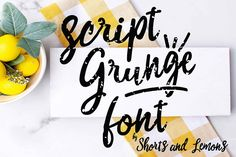 Script Grunge Font is a font that can be used to make a huge statement! Silhouette Fonts, Silhouette Cameo, Swirly Fonts, School Fonts, Halloween Fonts, Christmas Fonts, Best Free Fonts, Cricut Fonts