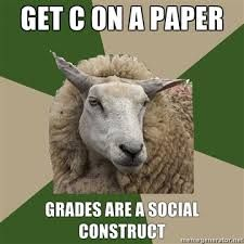 Social Construct // Funny // Sociology // Sheep