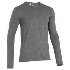 T-Shirt homme Simple WOOL - Decathlon Vêtements Homme, Mode Homme, Voyage, b14ead133dbf