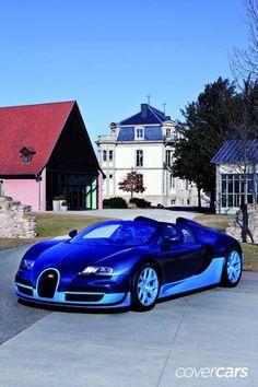 Bugatti ~ Luxury Cars