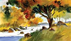 Dillman's Creative Art Workshops - 2013 - Tony Couch - Watercolor ...