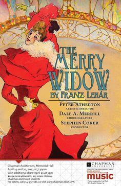 The Merry Widow- Franz Lehár