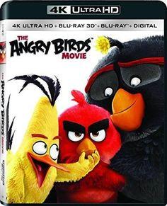 Clay Kaytis & Fergal Reilly - The Angry Birds Movie 4K UHD UV