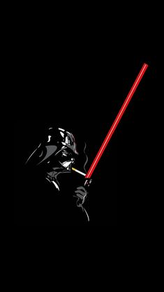 ↑↑TAP AND GET THE FREE APP! Art Creative Darth Vader Star Wars Funny Smoking Laser HD iPhone Wallpaper