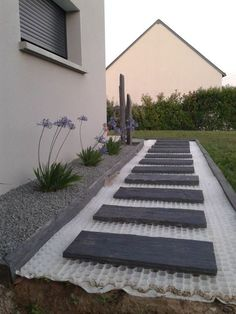 80 Affordable Garden Path and Walkway Design for Your Fantastic Garden # . 80 Affordable garden path and walkway design for your fantastic garden # front garden 80 Affordable garden path and walk.