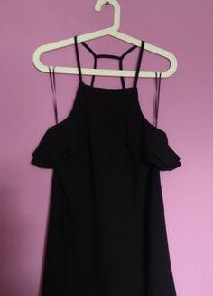 Backless, Black, Dresses, Fashion, Vestidos, Moda, Black People, Fashion Styles, Dress