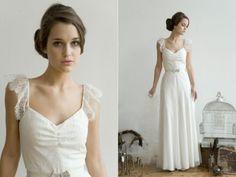 Queen Elizabeth Wedding Dress lyz821 [2011 Fashion Dress] - $169.99  Simple enough for a morning wedding. cheap-dresses-wedding.com