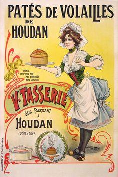 pâtés Houdan