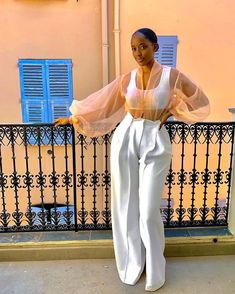 Classy Outfits, Chic Outfits, Girl Outfits, Fashion Outfits, Fashion Trends, Runway Fashion, Summer Outfits, Black Women Fashion, Look Fashion