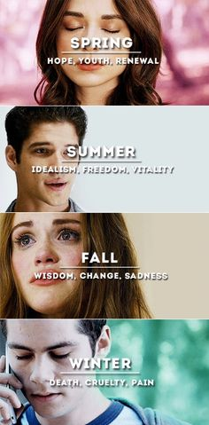 teenwolf mccallpack- lydia, allison, scott, and lucky last, stiles