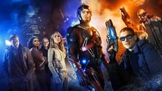 Legends of Tomorrow -  Trailer Estendido -  Legendado PT-BR (HD)