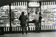 R-kioski huhtikuussa 1986.