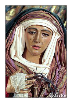 Ntra. Sra. de la Esperanza de Triana. Sevilla.