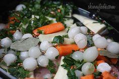 Crock Pot Corned Beef and Cabbage   Skinnytaste
