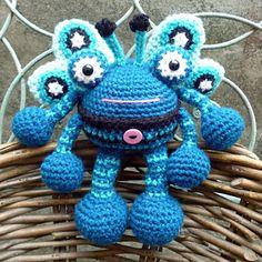 amigurumi bug butterfly #amigurumi #crochet